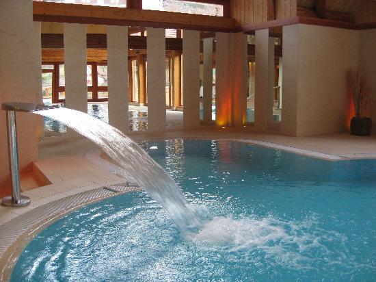 Le Clos des Sources : la piscine