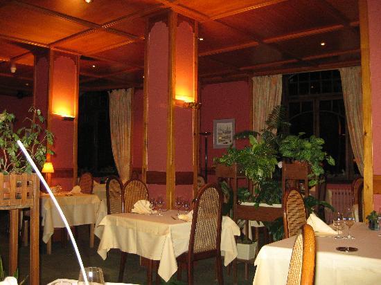 Le Clos des Sources : le restaurant