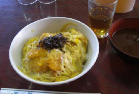 Nishio, Japan: 名物あさり丼