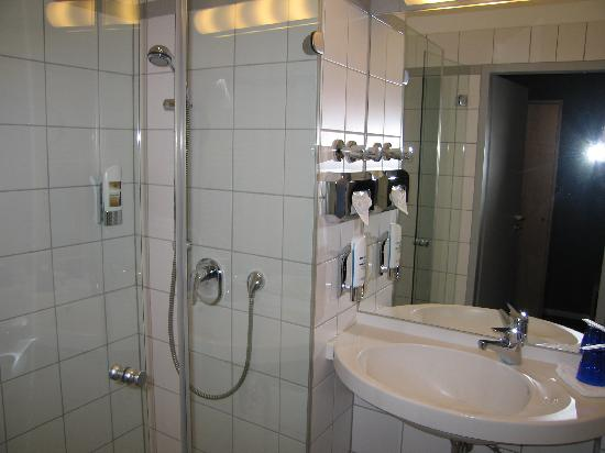 Hotel Riehmers Hofgarten: Bad