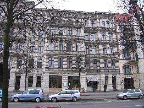 Hotel Riehmers Hofgarten: Hotel