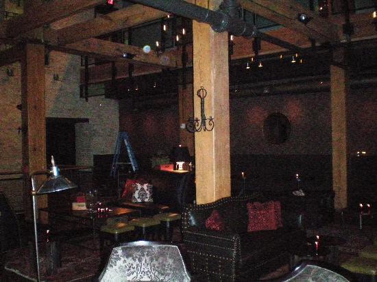 Iron Horse Hotel: Lobby