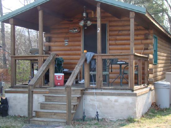 Asheville River Cabins: Cabin #2...home away from home