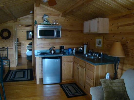 Asheville River Cabins: Cozy and sweet surroundings