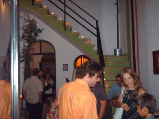 La Casa del Barrio: a cocktail one of the nights