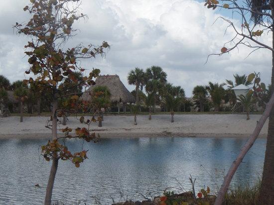 Peanut Island Park: snorkel lagoon