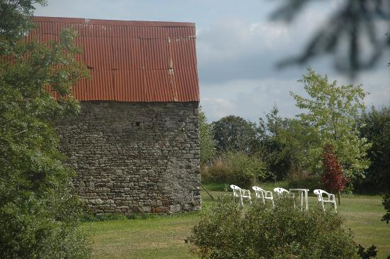 Camping Le Puits : The Old Bakery 16th Cent
