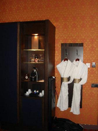 Grand Hotel Amrath Amsterdam: Room