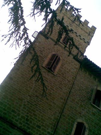 Castello Cortevecchio : torre