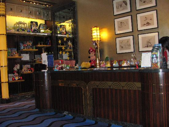 Disney's Hollywood Hotel: The Toy shop