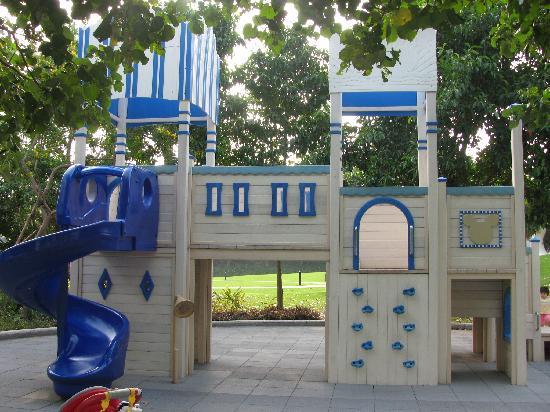 Disney's Hollywood Hotel: Children playground