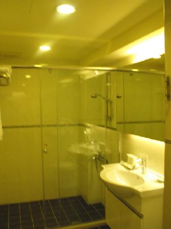 Longstay Hotel: Salle de bain