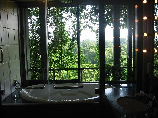 Heritance Kandalama: Nice bathroom though