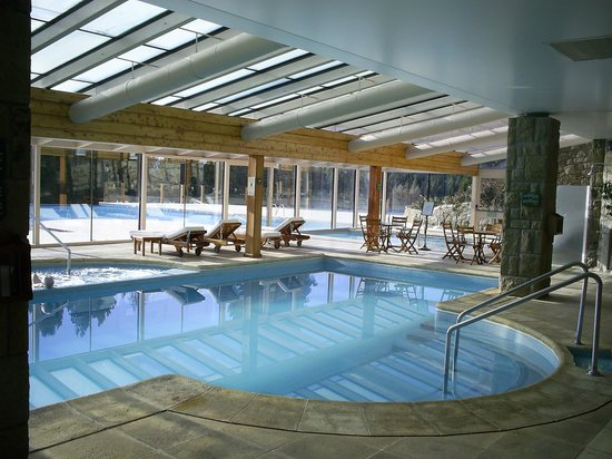 Llao Llao Hotel and Resort, Golf-Spa: Swimming pool