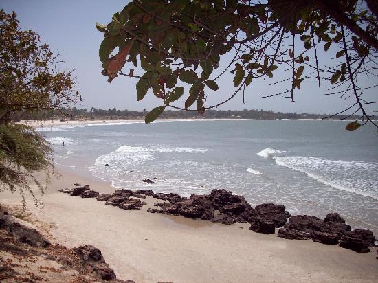 Club Med Cap Skirring : La plage