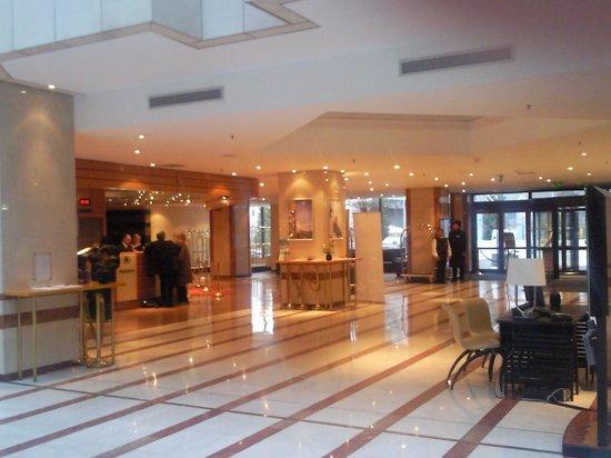 Hilton Prague : Lobby & Reception