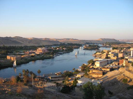 Egypt: asuan