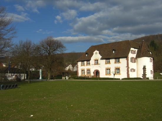 Gaestehaus am Wasserschloss: Das Wasserschloss