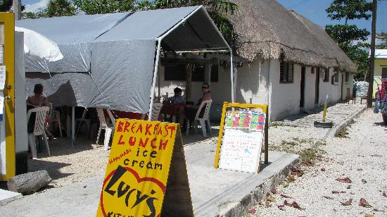 Lucy's Kitchen: Lucy's
