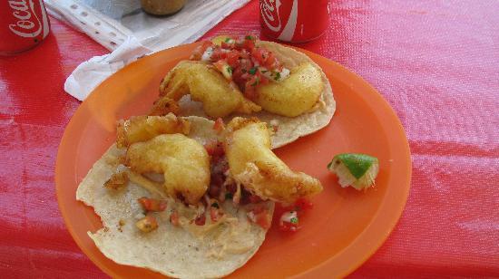 Lucy's Kitchen: Shrimp Tacos
