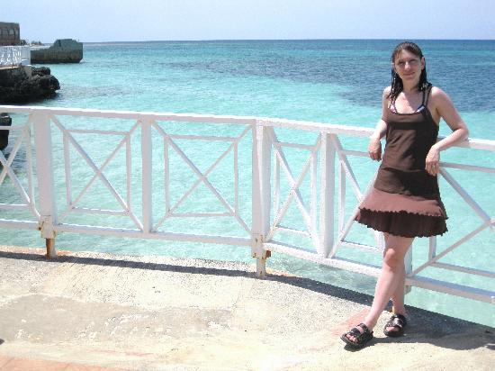 Sandals Royal Caribbean Resort and Private Island : mer au Sandals Montego Bay
