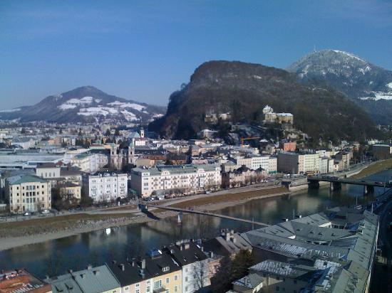 Hotel Mozart: city day