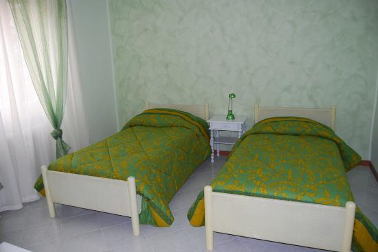 Pontevecchio Bed & Breakfast : The green room