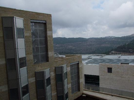 Ein Kerem Hotel: The view from our room