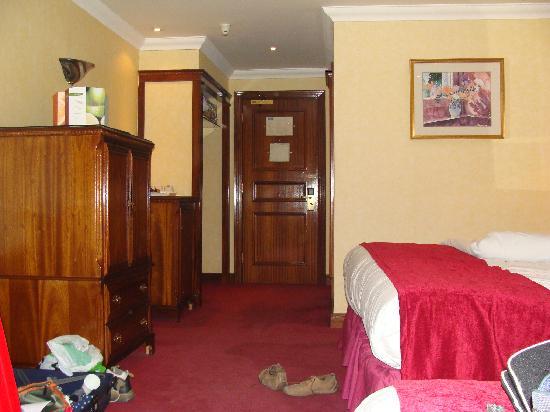 chambre picture of tara towers hotel dublin tripadvisor