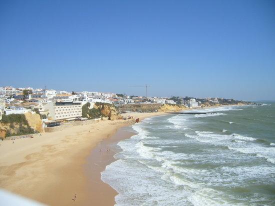 Centro Histórico de Albufeira: Sea front