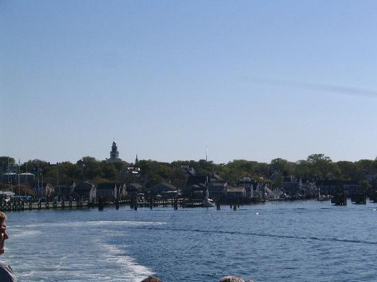 Huckleberry's Guest House: Nantucket