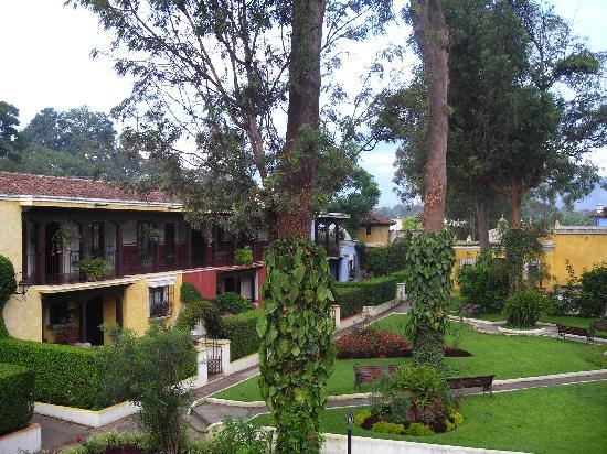 garden of Villa Coloniam
