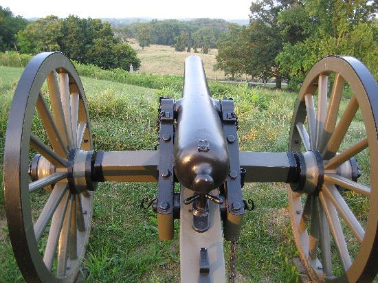 Gettysburg, Pensilvania: Cemetery Hill