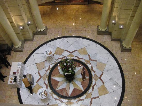 Crowne Plaza Johannesburg - The Rosebank: Lobby