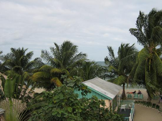 Seaspray Hotel: View from our balcony