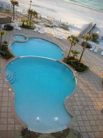 Holiday Inn Express Orange Beach Pool And Hot Tub