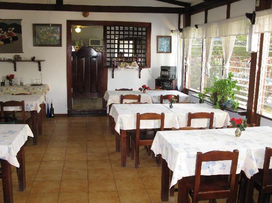Hotel La Rosa de America: dining area
