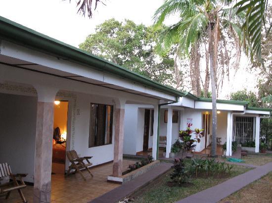 Hotel La Rosa de America: typical room area