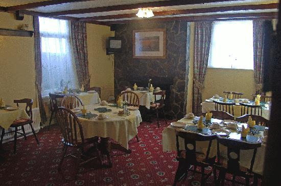 Kingsbridge Guest House: breakfast room