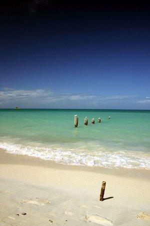 Antigua : Dickenson bay