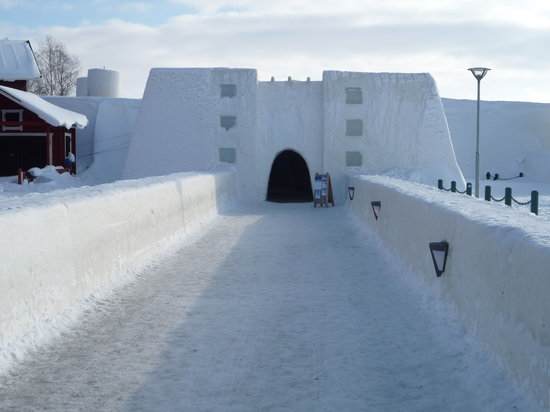SnowCastle of Kemi