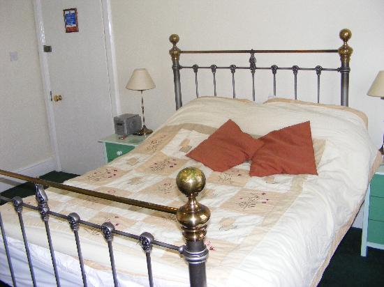 Wanslea Guesthouse : bed