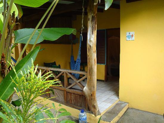 Hotel Guarana: Outside room