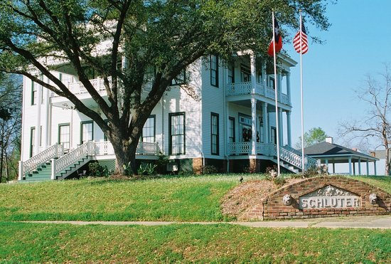 Schluter House in Jefferson, Texas