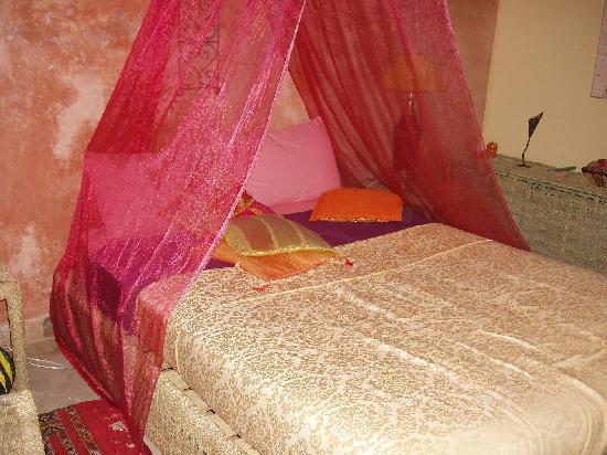 Riad Dalla Santa : Notre chambre