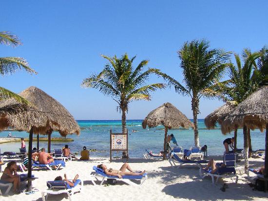 Sandos Caracol Eco Resort Plage