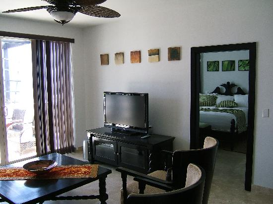 Las Terrazas Resort: The apartment/room has a full kitchen too