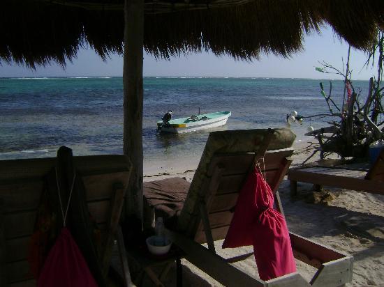 Sin Duda Villas : Beautiful beach