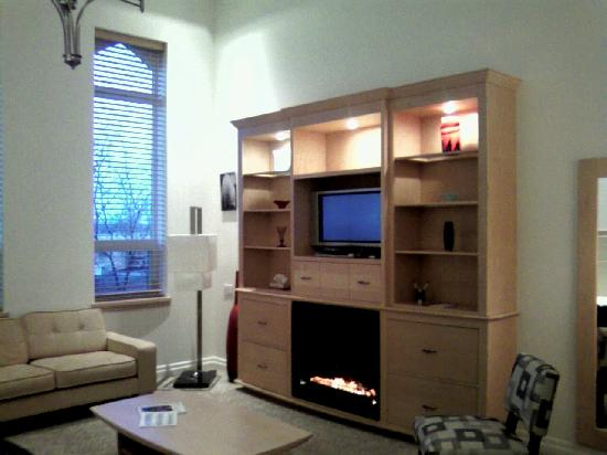 Chatham, Canada: TV / entertainment center