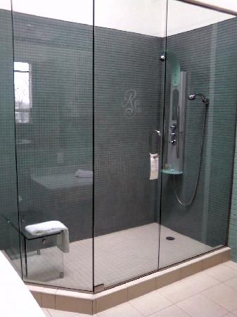 Chatham, Canada: Huge shower